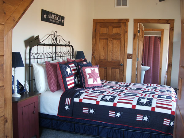 Appalachian inn american room for American bedrooms